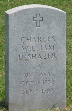 Charles William Deshazer