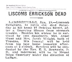 Liscomb Titus Errickson