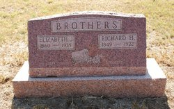 Elizabeth Jane <I>Sutton</I> Brothers