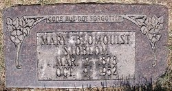 Mary <I>Blomquist</I> Sjoblom