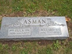 Willard Asman