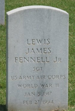 Lewis James Fennell, Jr