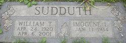 William T Sudduth