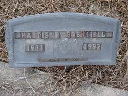 Hattie <I>Rozier</I> Edenfield