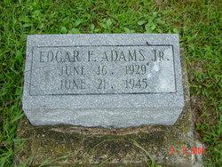 Edgar Franklin Adams, Jr