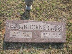 Grover Clement Buckner