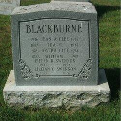 Ida C Blackburne