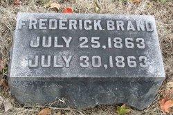 Frederick Brand