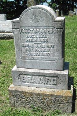 Sarah <I>Johnson</I> Bravard