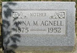 Anna Matilda <I>Bertling</I> Agnell