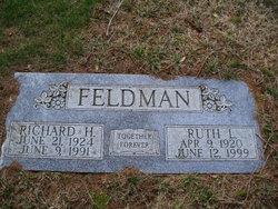 Ruth <I>Long</I> Feldman