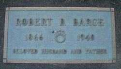 Robert D. Barge