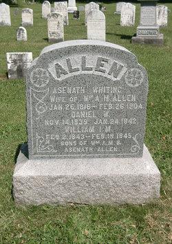 Asenath <I>Whiting</I> Allen
