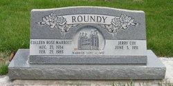 Colleen Rose <I>Marrott</I> Roundy