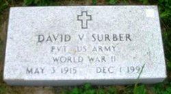 David Vincent Surber