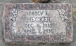 Nancy Ann Hecker