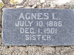 Agnes L Sanderson
