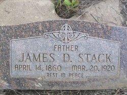 James D Stack