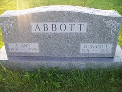 Donald L. Abbott
