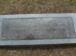 Lewis W. Abbott