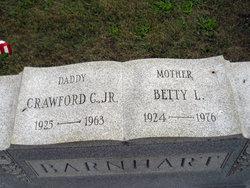 Betty L. <I>Bricker</I> Barnhart