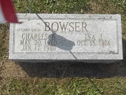Charles B. Bowser
