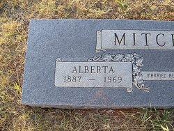"""Alberta Wood """"Bert"""" <I>Gaston</I> Mitchell"""