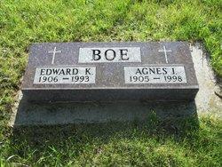 Agnes Irene <I>McCasland</I> Boe