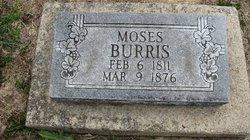 Moses Burris
