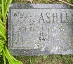 Adelbert L Ashley