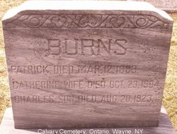 Patrick Burns
