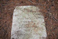 Mary <I>Obolensky</I> Underwood