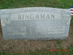 Annie <I>Napp</I> Bingaman