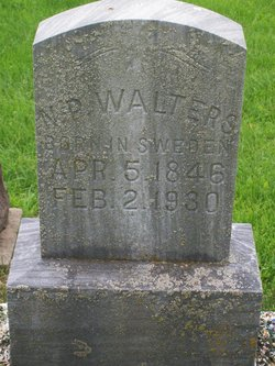 Nelson Peter Walters