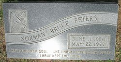 Norman Bruce Peters
