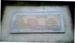 Wanda Belle <I>Alldredge</I> Roper