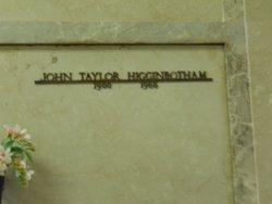 John Taylor Higginbotham