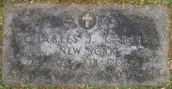 """2LT Charles Joseph """"Bud"""" Carter"""