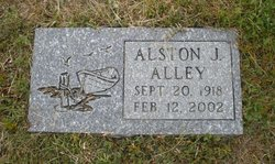 "Alston John ""Tucker"" Alley"