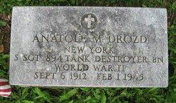 SSGT Anatole M. Drozd