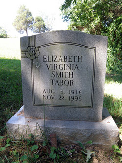 Elizabeth Virginia <I>Smith</I> Tabor