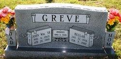 John William Greve, Sr