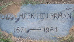 Eliza <I>Meek</I> Hillerman