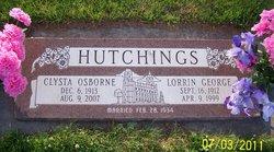 Lorrin George Hutchings