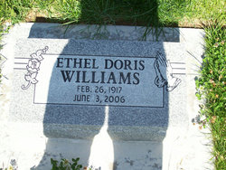 Ethel Doris Williams