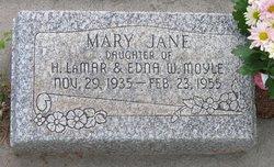 Mary Jane Moyle