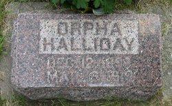 Orpha Naomi Halliday