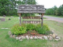 Viola Lake Cemetery