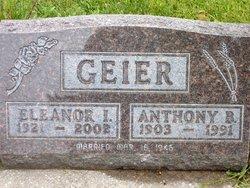 Eleanor Irene <I>Sult</I> Geier