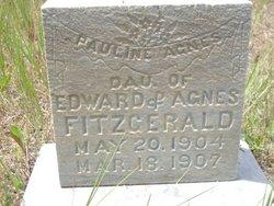Agnes Pauline Fitztgerald
